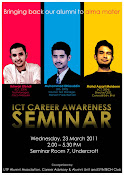 ICT Career Awareness poster