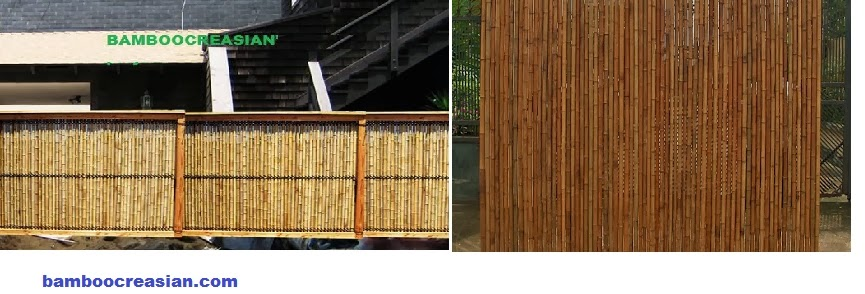 bamboo fence rollspanels applicant for uses in security privacy decoration in your property as garden pool yard