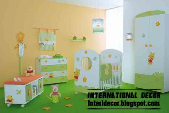 Modern Paints Ideas for Kids room 2013 - Decorated and Paints Kids ...