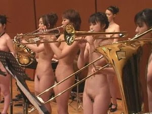 Concert Orchestra Women Without Clothes