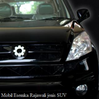 Mobil SMK Laris Manis