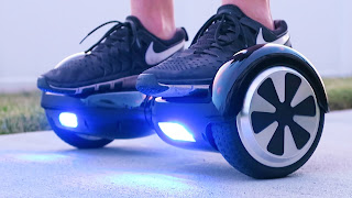 Hoverboards wrecking havoc in cities