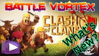 Vortex: Clash of Clans and Fear gets ready to upgrade TH6 Base Design