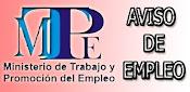 SOLICITUD DE EMPLEO EN EL MINISTERIO POPULAR PARA LA EDUCACION