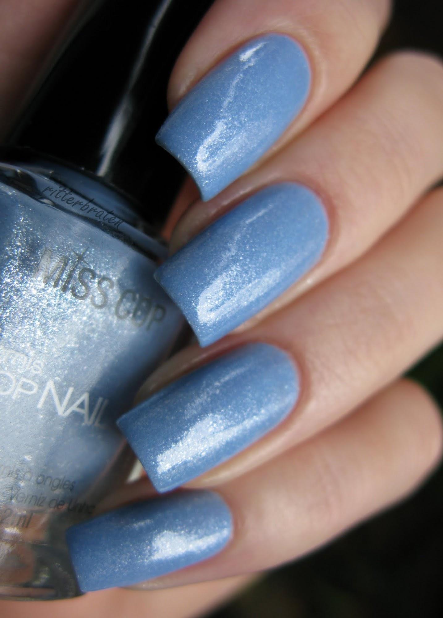 Miss Cop Les Blue Jeans 04