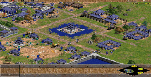 Age of Empires Iron age