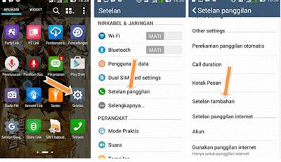 Cara Mengaktifkan Mode Privasi Panggilan Di Smartphone Android