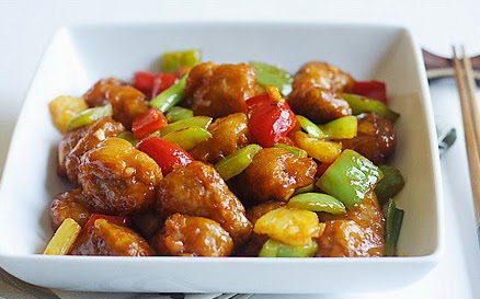how to make authentic chinese sweet and sour pork