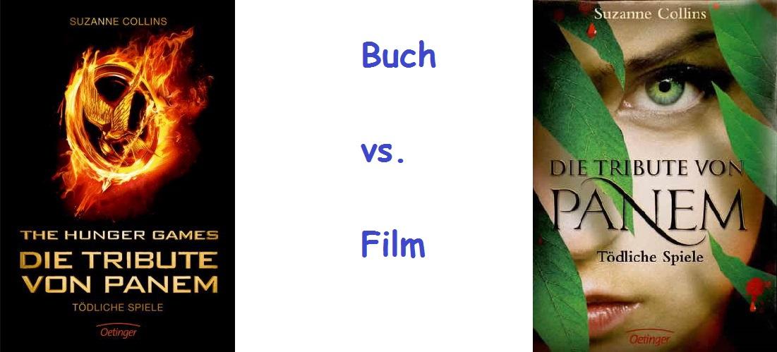 Sabs bookparadise buch vs film tribute von panem for Die tribute von panem film