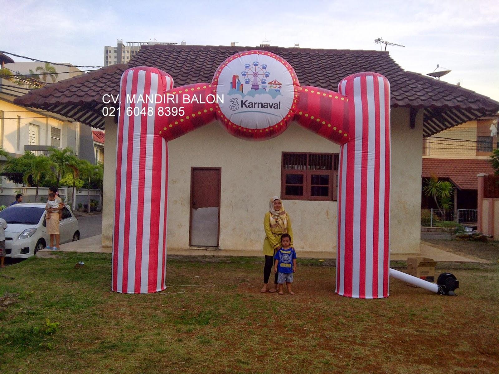BALON GATE KARNAVAL 3