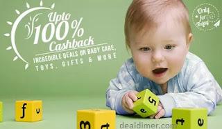PayTM-baby-promotion-100-cashback