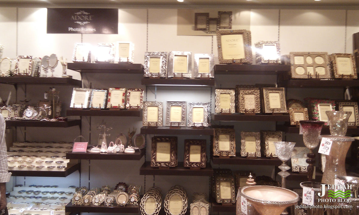Jeddah Photo Blog: Home Decoration Variety at Centrepoint ...