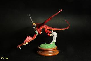 Dragon Masters rojo