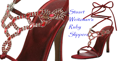 Stuart Weitzman Ruby Shoes
