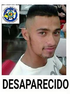 joven Abraham Armas García desaparecido sur gran canaria