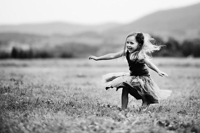 17 черно-белых фотографий счастья