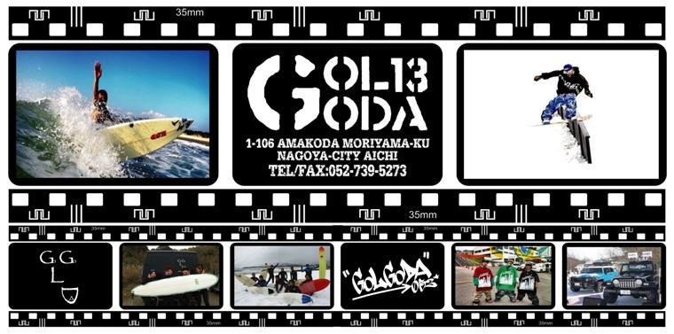 GOLGODA -SURF&SNOW-
