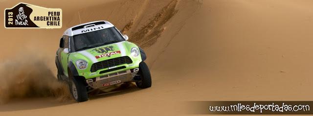 Portadas para Facebook ,Dakar 2013