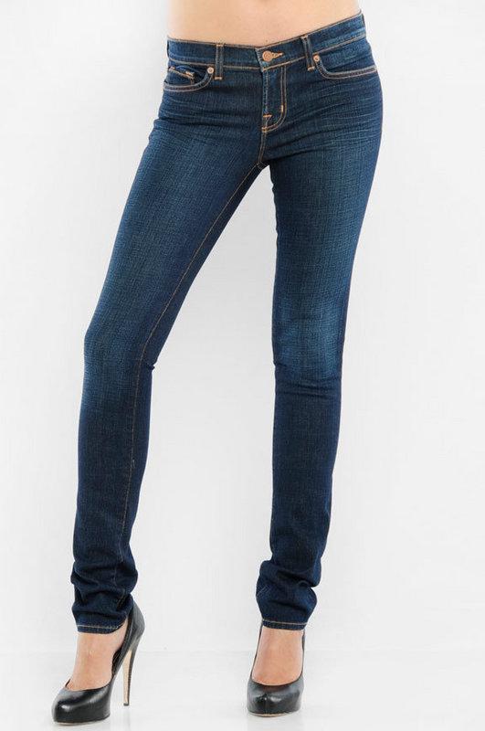 Низкие джинсы