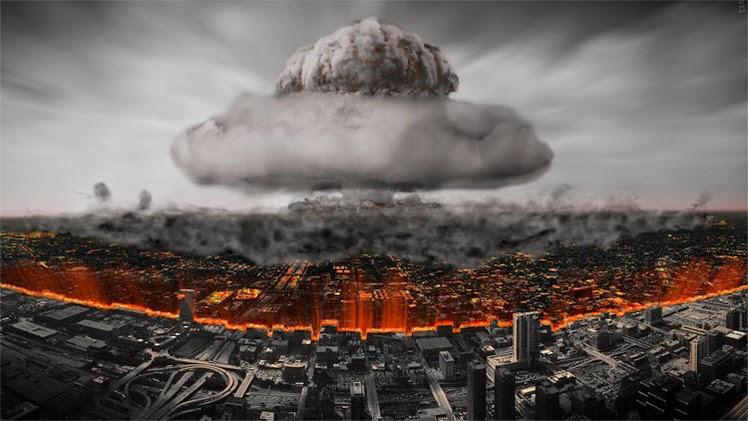 """علماء: لم يتبق على نهاية العالم سوى """"دقيقة"""" واحدة في """"ساعة يوم ...."""