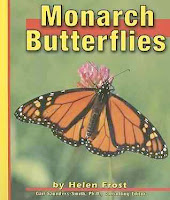 bookcover of MONARCH BUTTERFLIES  by Helen Frost