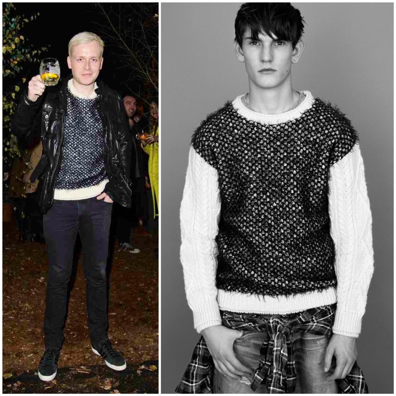 00O00 London Menswear Blog James Long x Topman