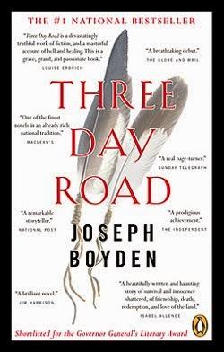 Three day road essay