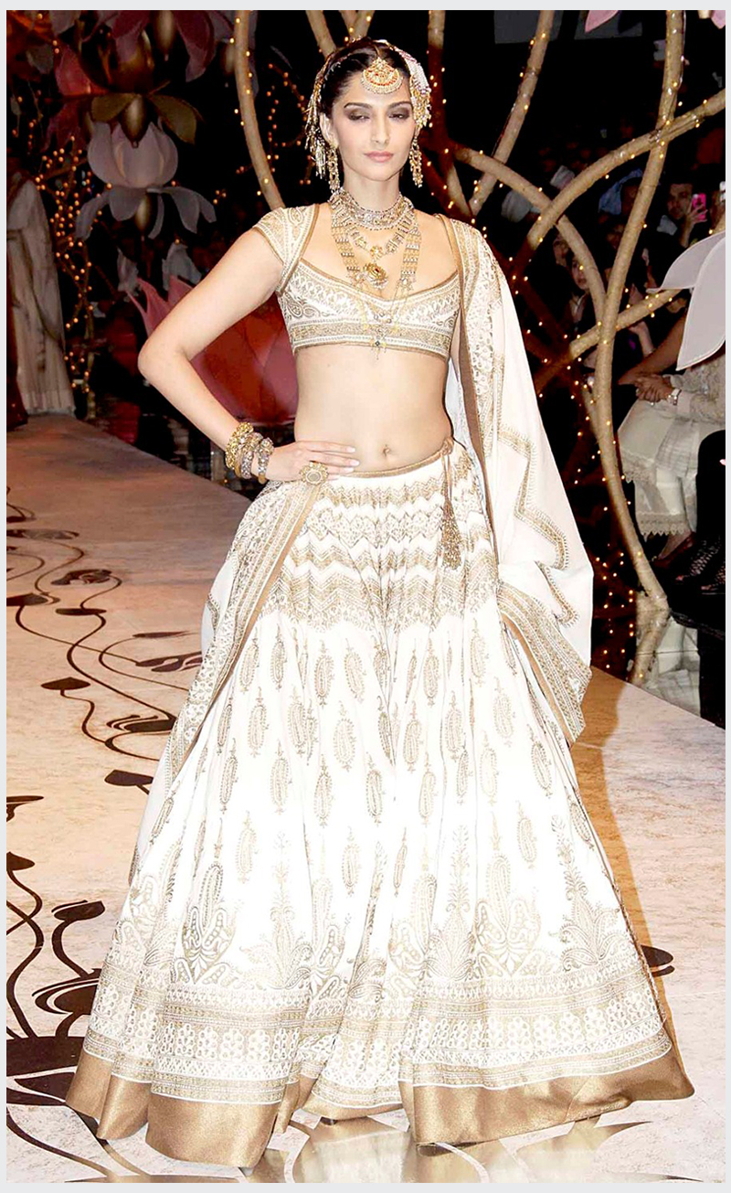 Top indian bridal looks that you must check for Indian bridal wedding dresses