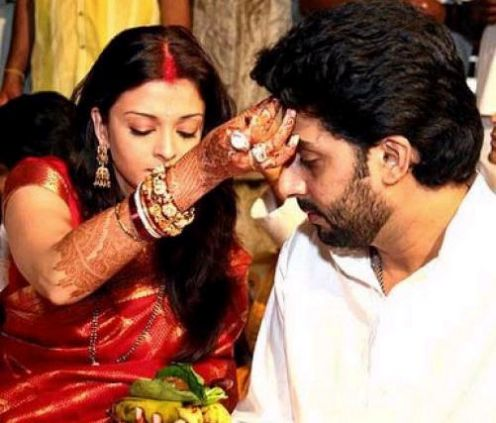 aishwarya rai & abhisek bachchan when them get married