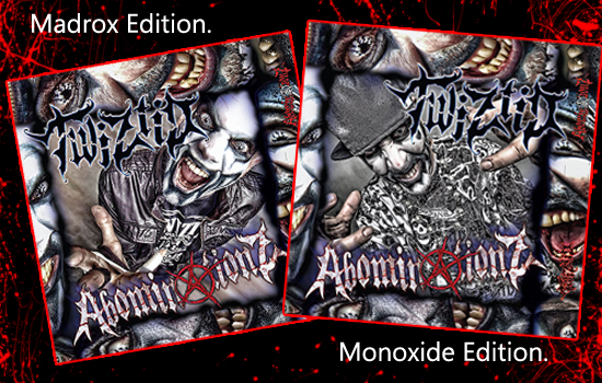 The Grim Tower (Of Observation): Twiztid - Abominationz (2012)