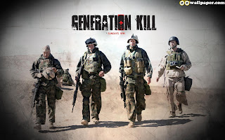 TV serial Generation Kill wallpaper