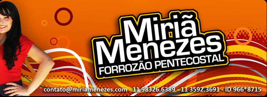 Cantora Miria Menezes