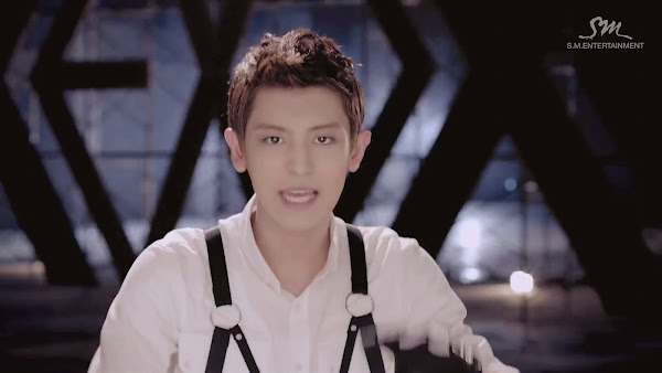EXO Chanyeol Growl