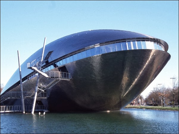 Universum Science Center - Bremen, Germany