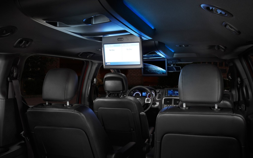 Dodge Vs Ford 2013 Grand Caravan Ford Flex