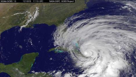 "Hurrican ""Sandy"""