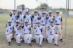 Tournament Champions - Austin Select 11U State Championships, May 2011