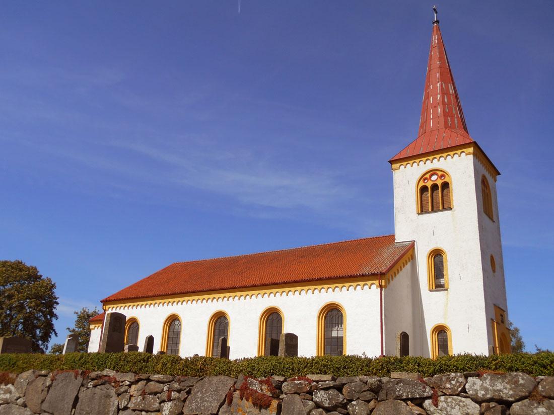 Chiesa di Hägllinge