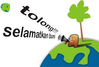 Contoh Slogan Lingkungan Hidup