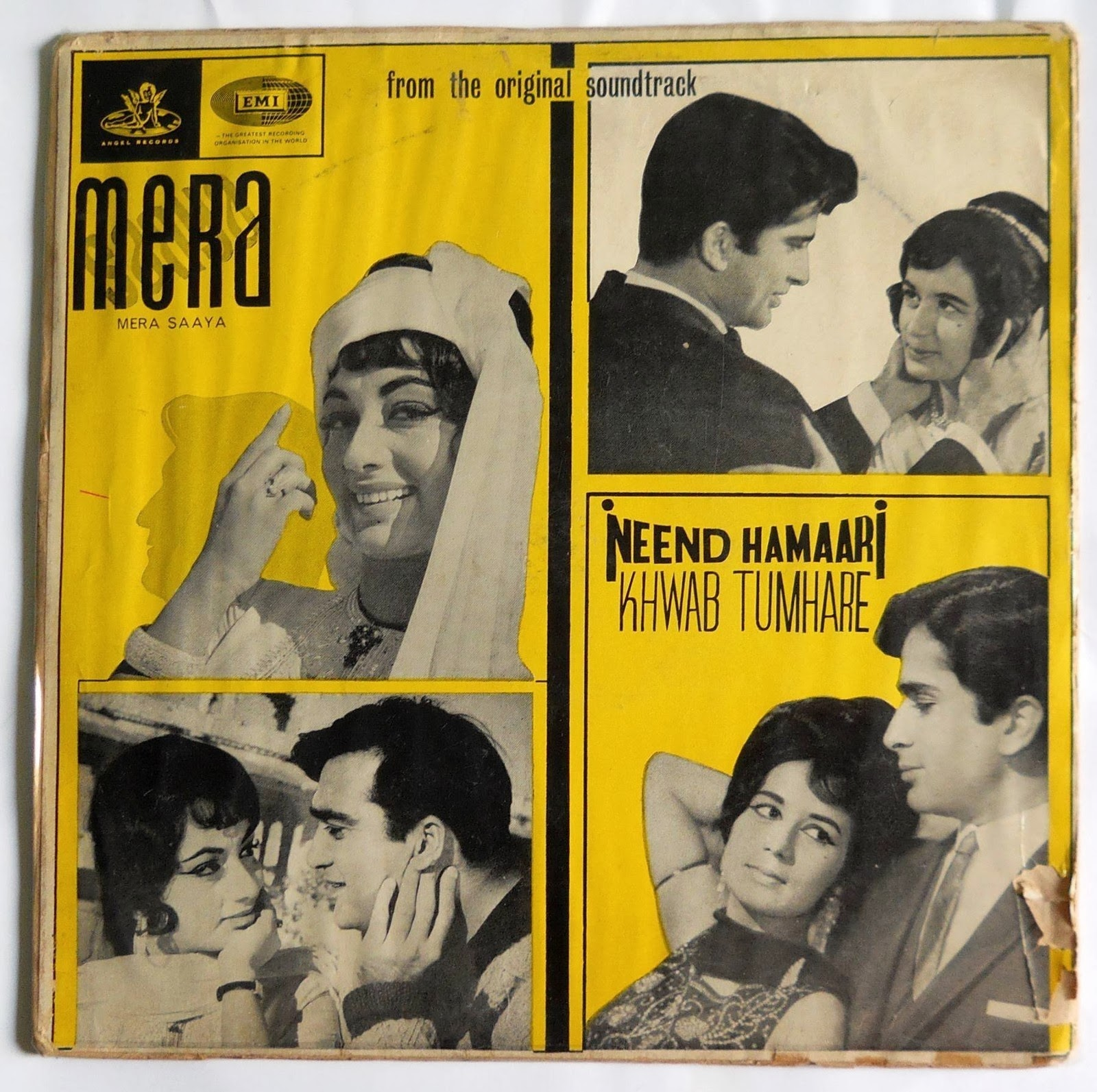 Bollywood hindi movie record covers part 5 old indian photos