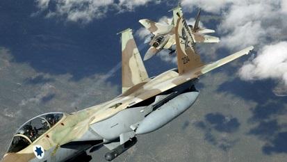 Israeli F15 Fighters