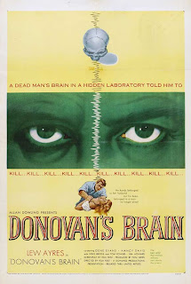 The Celluloid Highway: Donovan's Brain (1953)