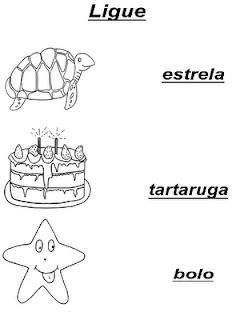 Desenhos Educativos para imprimir