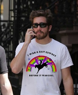 funny jack twist jake gyllenhaal hipster brokeback mountain