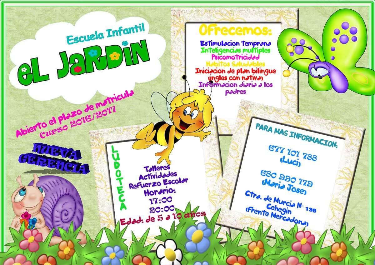 Escuela Infantil El Jardin