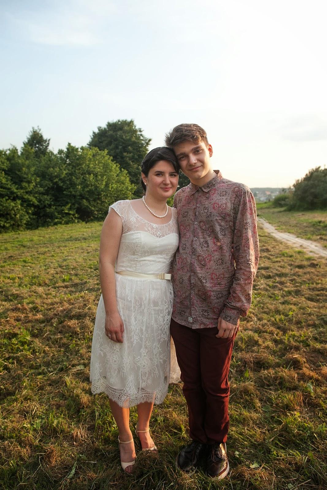 Скромное платье невесты