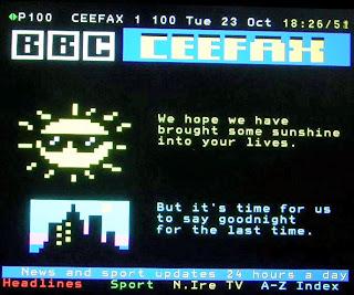 Ceefax Closing Down Screens 3 (c) Souriau