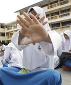 SMK BBSS student