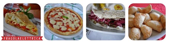 Pizze, Lievitati e Rustici