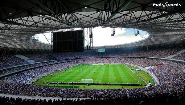 Estádio Governador Magalhães Pinto ou Estádio Mineirão